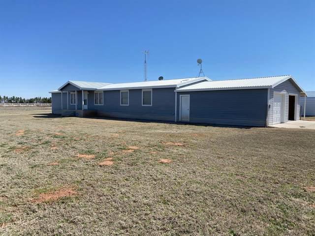 1205 W Farm Road 2055, Denver City, TX 79323 (MLS #202002031) :: Rafter Cross Realty