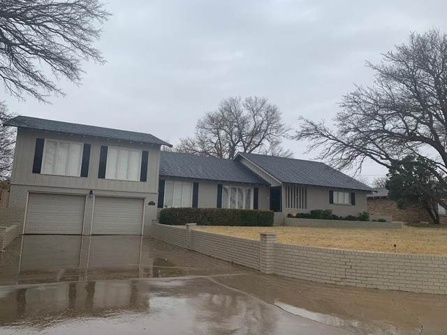 607 Kirchwood Street, Plainview, TX 79072 (MLS #202002036) :: Stacey Rogers Real Estate Group at Keller Williams Realty