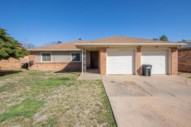 4908 63rd Street, Lubbock, TX 79414 (MLS #202002043) :: Stacey Rogers Real Estate Group at Keller Williams Realty