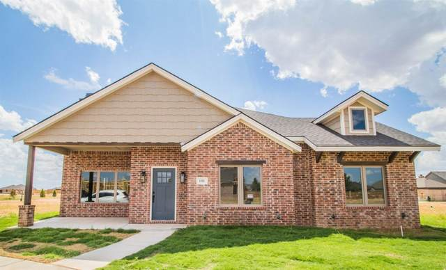 604 Calvin Drive, Wolfforth, TX 79382 (MLS #202002049) :: Stacey Rogers Real Estate Group at Keller Williams Realty