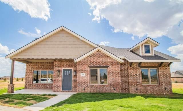 604 Calvin Drive, Wolfforth, TX 79382 (MLS #202002049) :: Lyons Realty