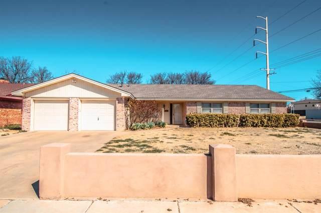 3002 60th Street, Lubbock, TX 79413 (MLS #202002061) :: Lyons Realty