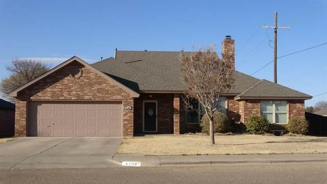 6102 78th, Lubbock, TX 79424 (MLS #202002093) :: Lyons Realty