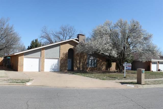 5728 72nd Street, Lubbock, TX 79424 (MLS #202002099) :: Lyons Realty