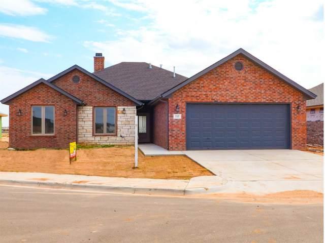 717 Ventoso Circle, Wolfforth, TX 79382 (MLS #202002105) :: Lyons Realty