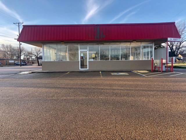 303 W Main Street, Crosbyton, TX 79322 (MLS #202002136) :: Lyons Realty