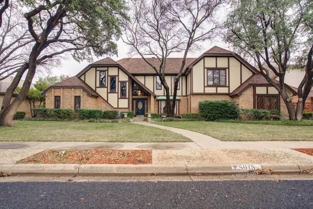 5015 92nd Street, Lubbock, TX 79424 (MLS #202002168) :: Lyons Realty