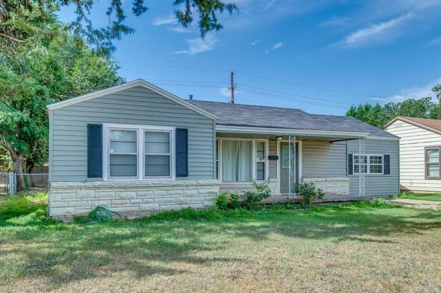 3417 28th, Lubbock, TX 79410 (MLS #202002187) :: McDougal Realtors