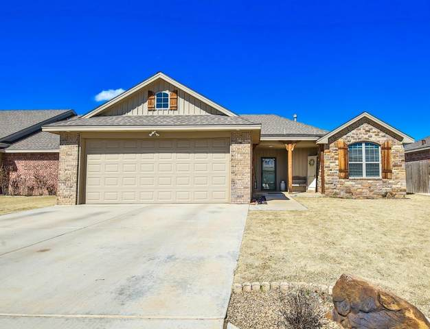 1115 17th Street, Shallowater, TX 79363 (MLS #202002192) :: The Lindsey Bartley Team