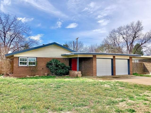 5409 31st Street, Lubbock, TX 79407 (MLS #202002244) :: Lyons Realty
