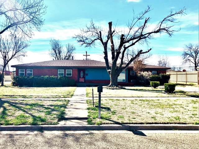 909 W Main, Post, TX 79356 (MLS #202002249) :: Stacey Rogers Real Estate Group at Keller Williams Realty