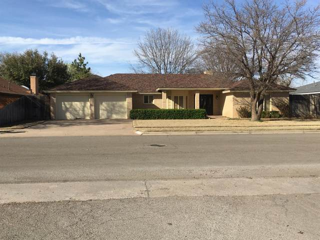 3508 97th Street, Lubbock, TX 79423 (MLS #202002254) :: Lyons Realty