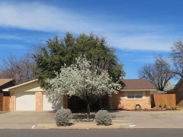 6604 Joliet Drive, Lubbock, TX 79413 (MLS #202002255) :: Lyons Realty