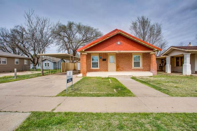 1922 26th Street, Lubbock, TX 79411 (MLS #202002269) :: Stacey Rogers Real Estate Group at Keller Williams Realty