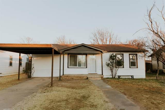 606 N Indiana Avenue, Lubbock, TX 79415 (MLS #202002285) :: Stacey Rogers Real Estate Group at Keller Williams Realty