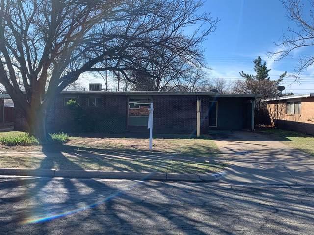 2735 68th Street, Lubbock, TX 79413 (MLS #202002305) :: Lyons Realty