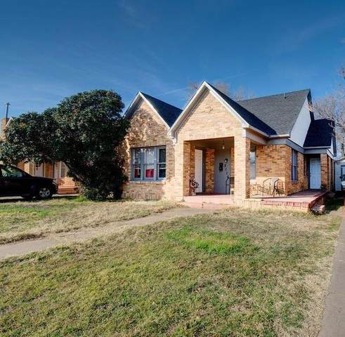 2116 25th Street, Lubbock, TX 79411 (MLS #202002328) :: Stacey Rogers Real Estate Group at Keller Williams Realty