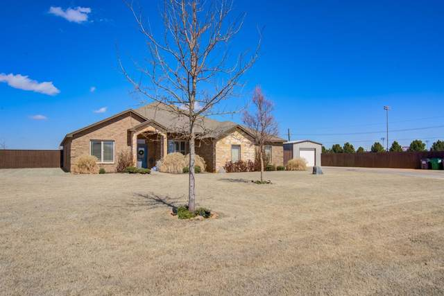 1702 County Road 7570, Lubbock, TX 79423 (MLS #202002346) :: Stacey Rogers Real Estate Group at Keller Williams Realty