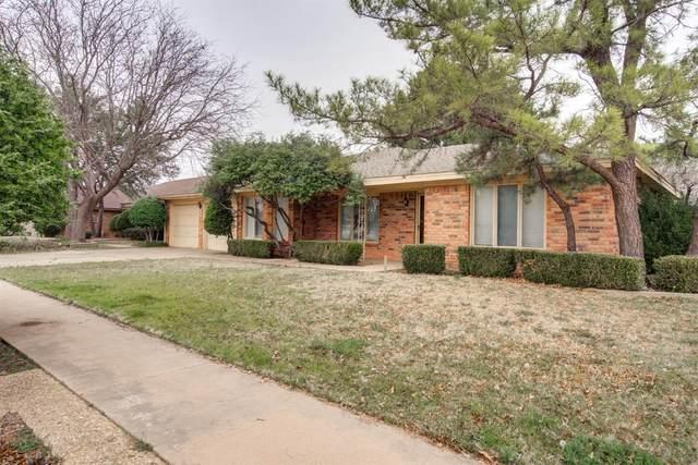 3504 96th Street, Lubbock, TX 79423 (MLS #202002354) :: Lyons Realty