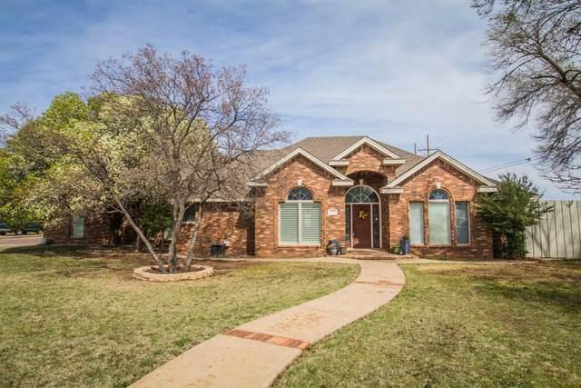 2502 Purdue Street, Lubbock, TX 79415 (MLS #202002384) :: Stacey Rogers Real Estate Group at Keller Williams Realty