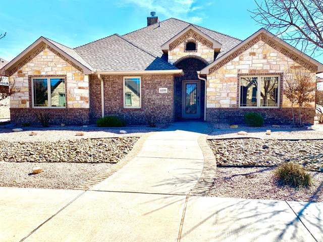 6109 94th Street, Lubbock, TX 79424 (MLS #202002456) :: Stacey Rogers Real Estate Group at Keller Williams Realty