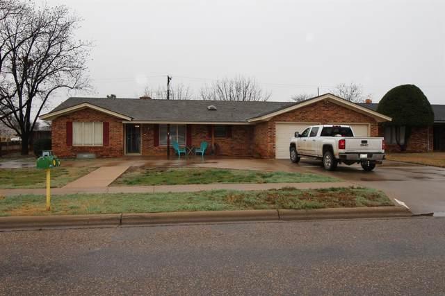 1007 S Howell Street, Brownfield, TX 79316 (MLS #202002478) :: Lyons Realty