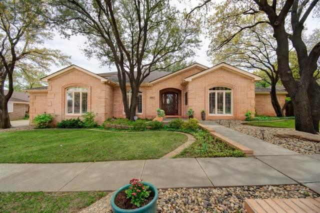 4011 92nd Street, Lubbock, TX 79423 (MLS #202002555) :: Lyons Realty