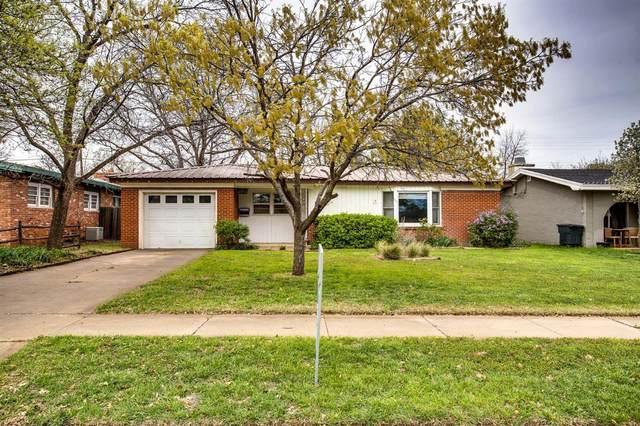 2804 56th Street, Lubbock, TX 79413 (MLS #202002559) :: Lyons Realty