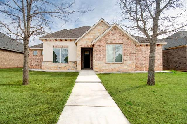 603 Cambridge Avenue, Wolfforth, TX 79382 (MLS #202002562) :: Stacey Rogers Real Estate Group at Keller Williams Realty