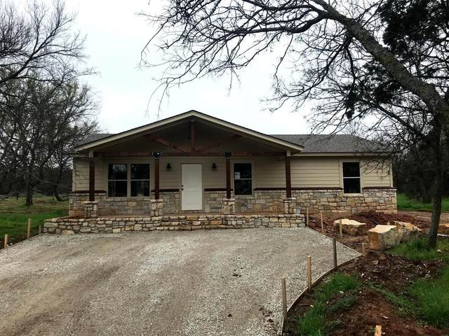 1532 Hummingbird, Graford, TX 76449 (MLS #202002571) :: Stacey Rogers Real Estate Group at Keller Williams Realty