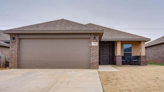 7449 105th Street, Lubbock, TX 79424 (MLS #202002573) :: Stacey Rogers Real Estate Group at Keller Williams Realty