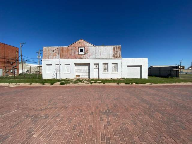 114 S Ave I, Post, TX 79356 (MLS #202002598) :: Stacey Rogers Real Estate Group at Keller Williams Realty