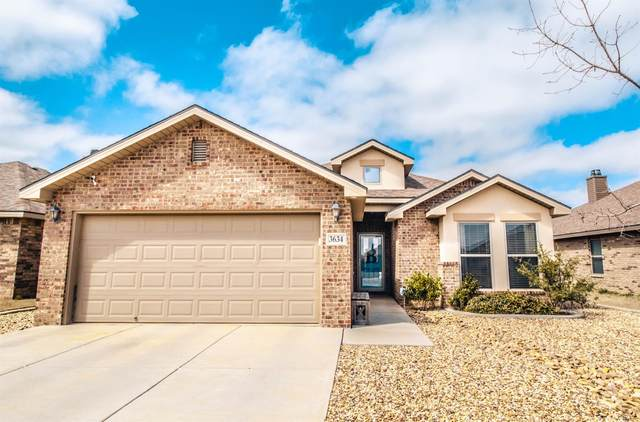 3634 Ridgely, Lubbock, TX 79407 (MLS #202002616) :: Stacey Rogers Real Estate Group at Keller Williams Realty