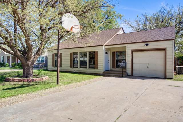 2509 28th Street, Lubbock, TX 79410 (MLS #202002630) :: McDougal Realtors