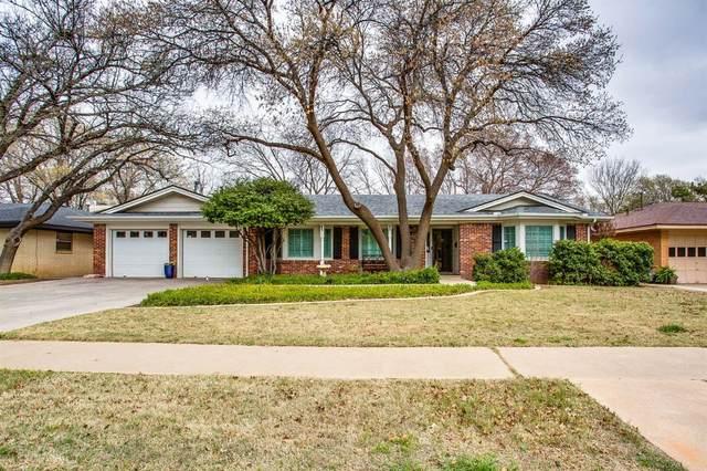 3718 64th Drive, Lubbock, TX 79413 (MLS #202002648) :: Lyons Realty