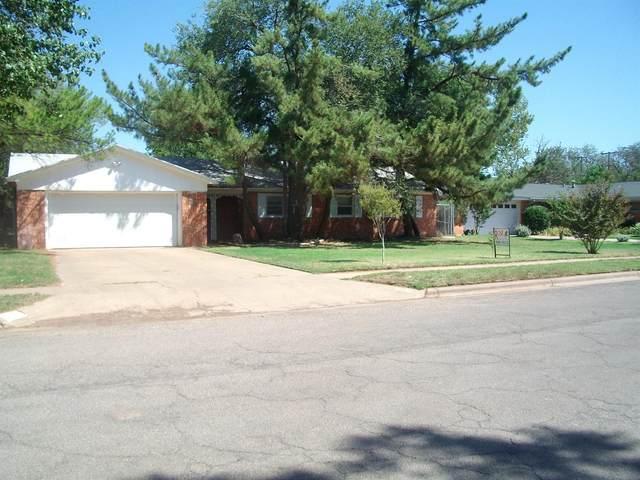 2516 59th Street, Lubbock, TX 79413 (MLS #202002688) :: The Lindsey Bartley Team