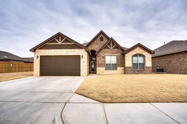 9607 La Salle Avenue, Lubbock, TX 79424 (MLS #202002723) :: Stacey Rogers Real Estate Group at Keller Williams Realty