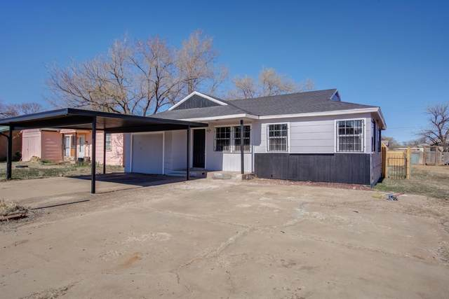 526 53rd Street, Lubbock, TX 79404 (MLS #202002734) :: Stacey Rogers Real Estate Group at Keller Williams Realty