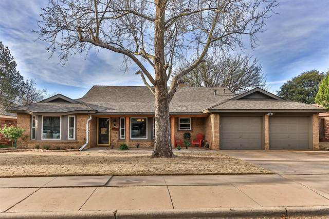 5727 70th Street, Lubbock, TX 79424 (MLS #202002746) :: Stacey Rogers Real Estate Group at Keller Williams Realty