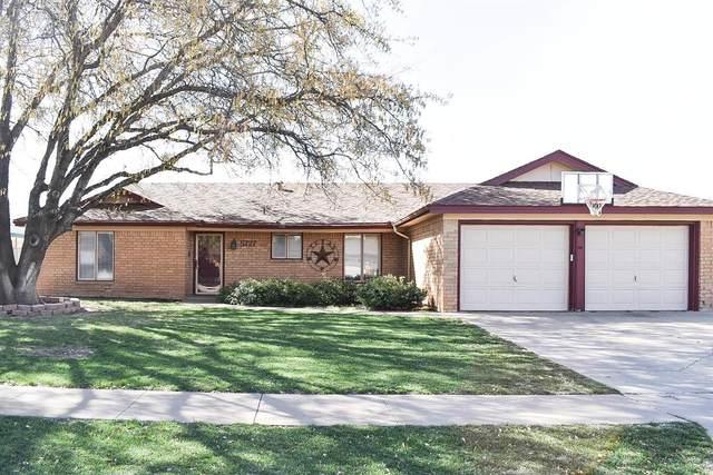 5727 64th Street, Lubbock, TX 79424 (MLS #202002764) :: Lyons Realty