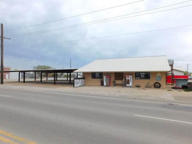 414 West American Boulevard, Muleshoe, TX 79347 (MLS #202002769) :: Lyons Realty