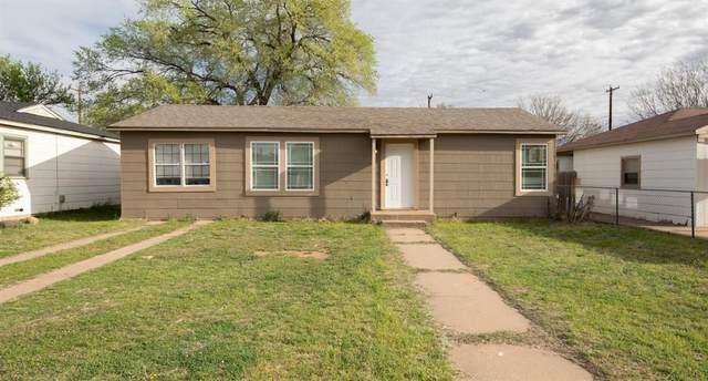 520 52nd Street, Lubbock, TX 79404 (MLS #202002770) :: The Lindsey Bartley Team