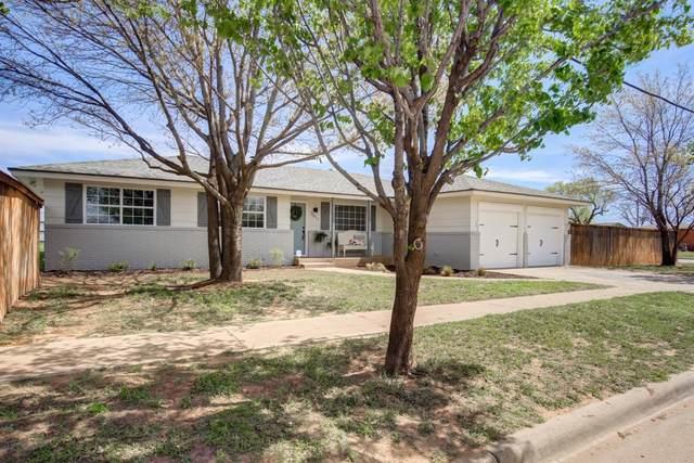 2011 Kewanee Avenue, Lubbock, TX 79407 (MLS #202002772) :: Lyons Realty