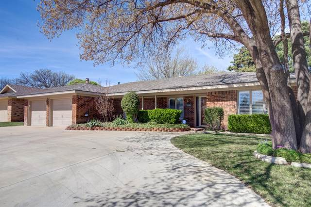 5506 71st Street, Lubbock, TX 79424 (MLS #202002779) :: Lyons Realty
