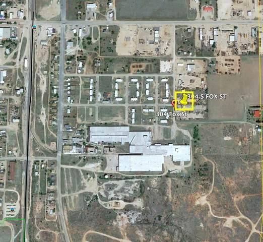 304 S Fox Street, Post, TX 79356 (MLS #202002782) :: The Lindsey Bartley Team