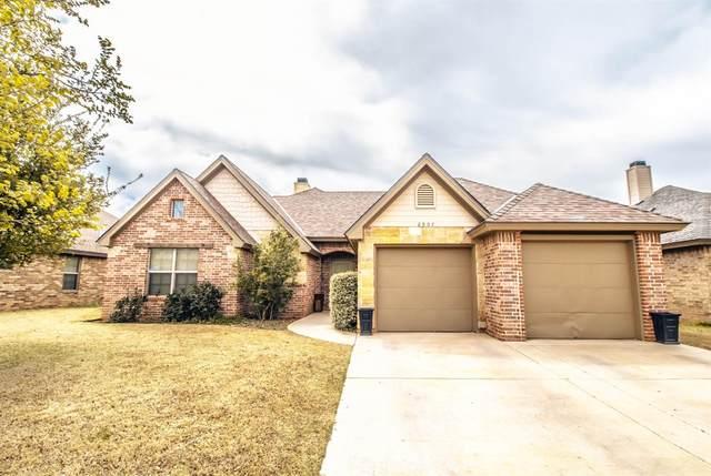2907 112th Street, Lubbock, TX 79423 (MLS #202002789) :: Lyons Realty