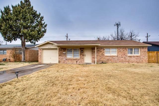 5010 52nd Street, Lubbock, TX 79414 (MLS #202002801) :: Lyons Realty