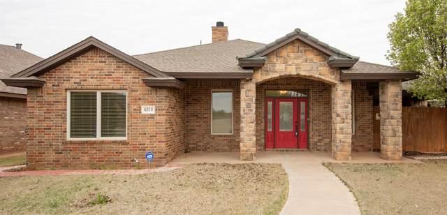 6310 78th Street, Lubbock, TX 79424 (MLS #202002809) :: Lyons Realty