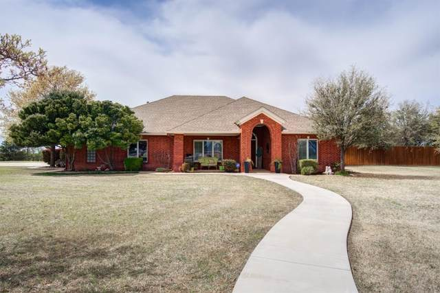 16206 County Road 1735, Lubbock, TX 79424 (MLS #202002866) :: Stacey Rogers Real Estate Group at Keller Williams Realty