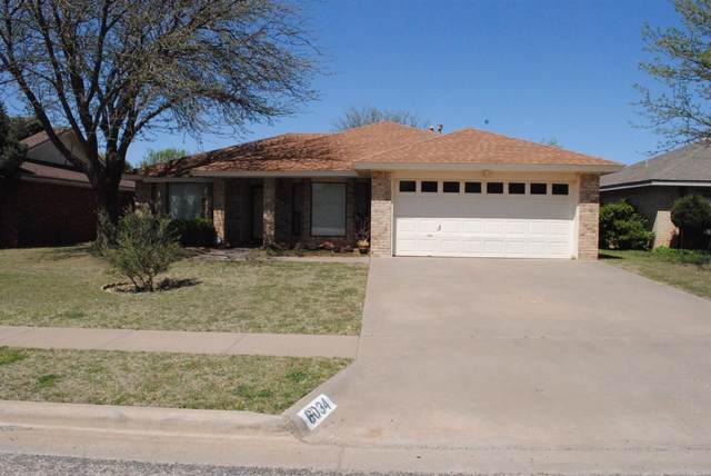 6034 72nd Street, Lubbock, TX 79424 (MLS #202002881) :: Stacey Rogers Real Estate Group at Keller Williams Realty